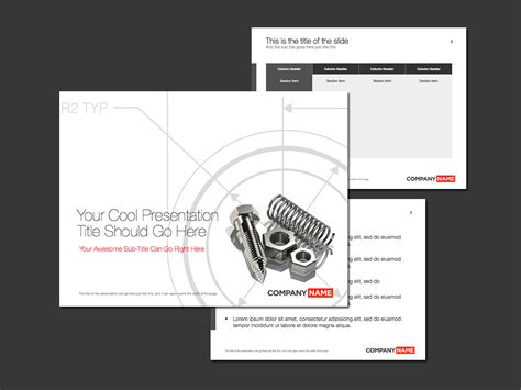 product layout ppt presentation templates norebbo