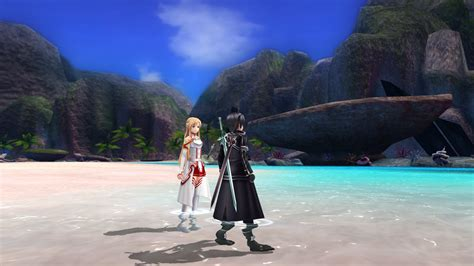 ps4 themes sword art online sword art online re hollow fragment on ps4 official