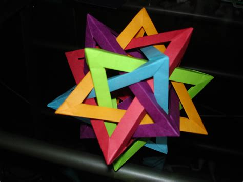 Origami From - folded paper origami creations pix o plenty