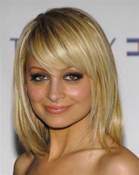 hairstyles side bangs 2015 medium haircuts with bangs 2015