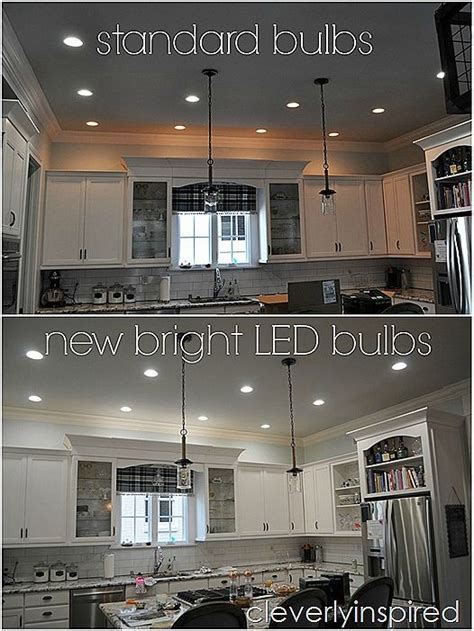 led kitchen ceiling lights ideas  pinterest