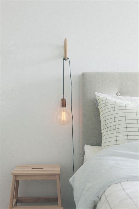 hanging light for bedroom 25 best ideas about bedside lighting on