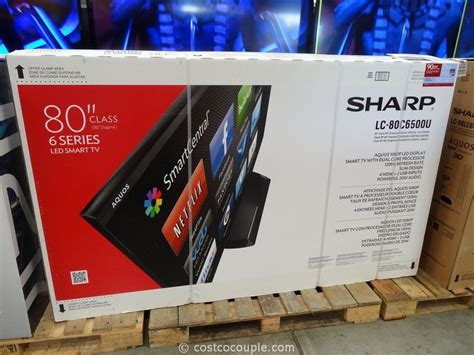 80 Inch Tv Sharp by Sharp 80 Inch Led Tv Model Lc 80c6500u