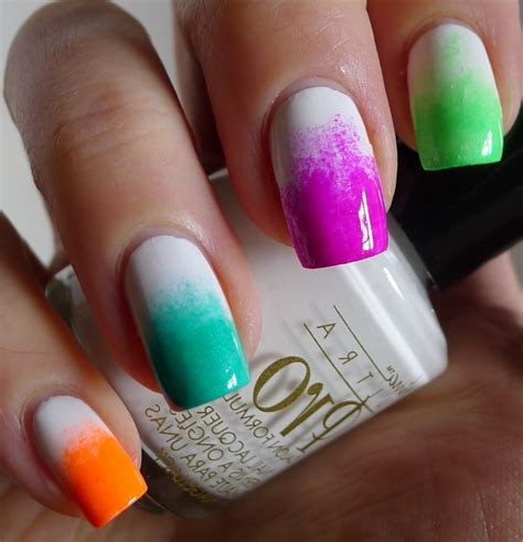 colorful nail colorful nail design ideas