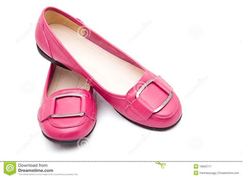 Flat Shoes Nobody flat shoes royalty free stock photography image 19650777