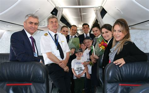 cabin crew information turkish airlines celebrate international cabin crew day at