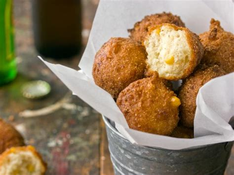 corn hush puppies corn hush puppies recipes cooking channel recipe cooking channel