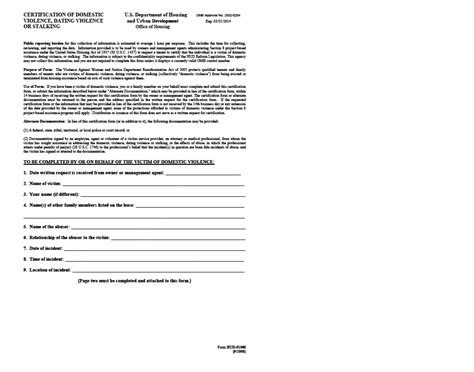 public housing application all ghc forms