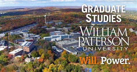 William Paterson Mba Ranking by William Paterson Of New Jersey In Usa Courses