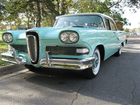 Edsel Ford by Pin Ford Edsel On