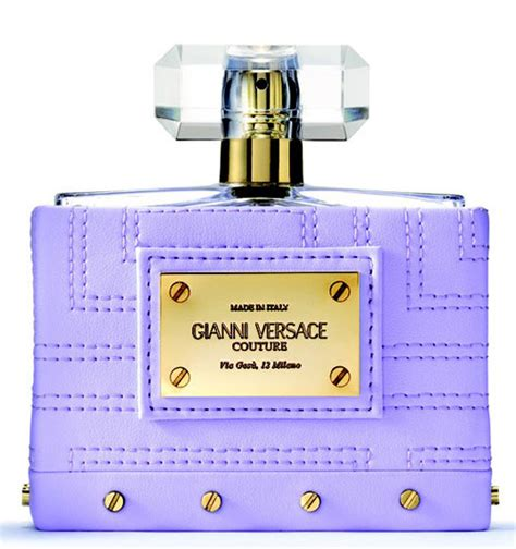 Dontella Appears For New Versace Fragrance by Gianni Versace Couture New Collection New Fragrances
