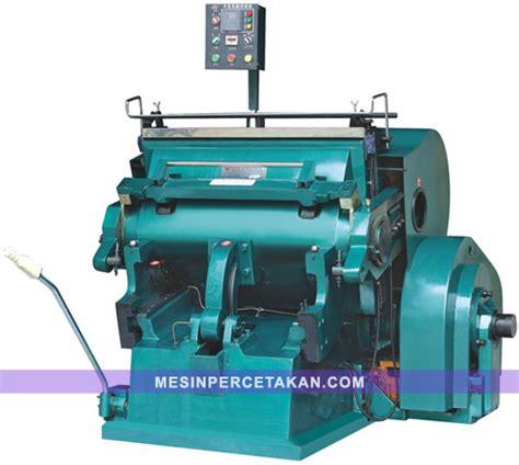 Pisau Pond Kertas jual mesin pon kertas harga baru mesinpercetakan