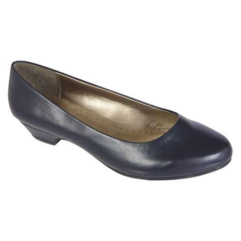 wide width dress shoes basic editions s dress shoe renee wide width navy