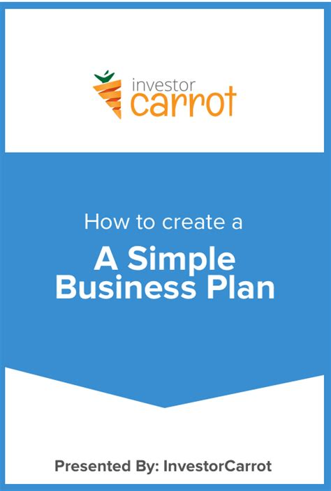 real estate investing business plan template  sample