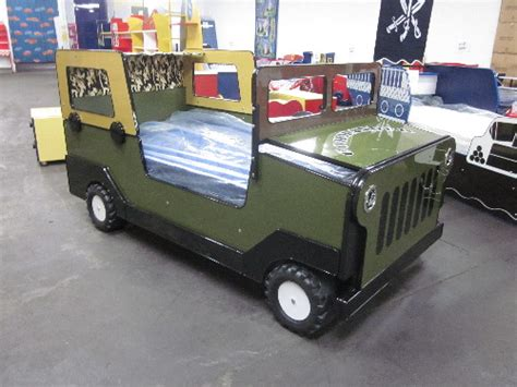 Jeep Bed Commado Jeep Bed