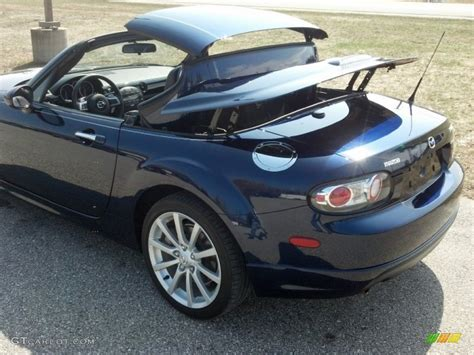 mazda roadster hardtop 2007 blue mica mazda mx 5 miata grand touring