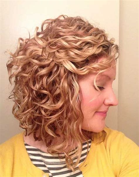 perms for oval face shape 25 best ideas about short curly hair on pinterest short