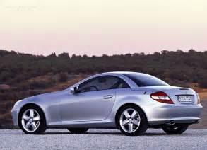 2004 Mercedes Slk Mercedes Slk R171 Specs 2004 2005 2006 2007