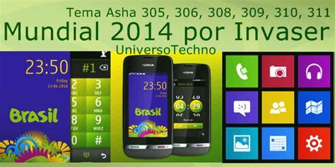 themes para nokia asha 311 tema mundial 2014 por invaser para nokia asha 305 306