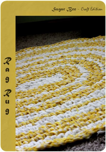Rag Rug Tutorial Sugar Bee Crafts How To Make A Rag Rug