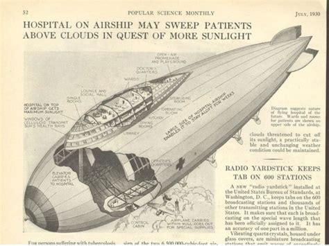 nave volante una bestial nave volante como hospital para la