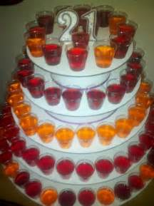 i came up with this idea for a jello shot quot birthday cake quot for my daughters 21st what can i say