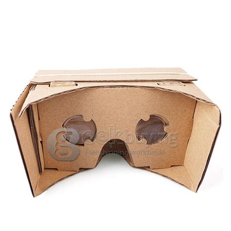 Vr Box 2 T3 With Magnetic Button Cardboard Reality Glasses tech news from geekbuying top 3 vr box 3d vr reality goggles glasses at
