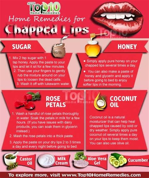 house tips home remedies for chapped lips top 10 home remedies