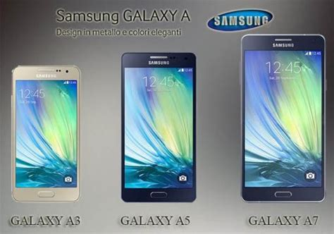 Harga Samsung A3 Di Cellular World samsung galaxy a prezzi specifiche tecniche e