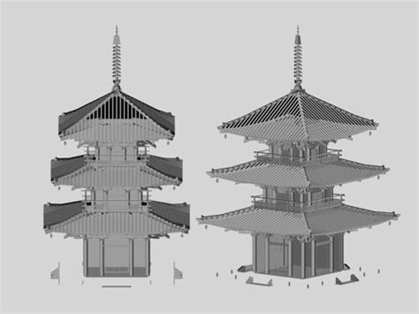 japanese home design software traditional japanese home design 3ds 3d studio
