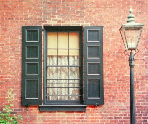 Interior Plantation Shutters Home Depot philadelphia federal exterior shutters