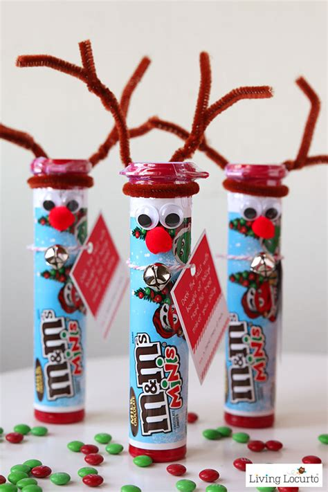 christmas ideas for school rudolph the nosed reindeer diy gift ideas