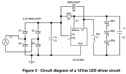 smoothing capacitor pdf app note 12vac led driving without smoothing capacitors 171 dangerous prototypes