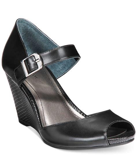 wedge sneakers macy s lyst style co style co bessye dress wedges