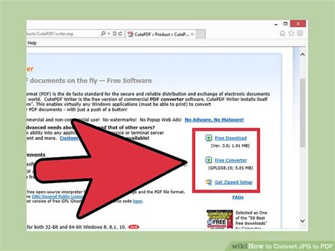 format jpg to pdf 4 ways to convert jpg to pdf wikihow