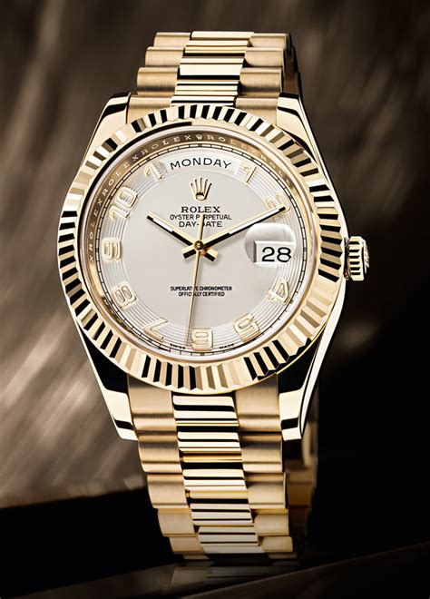 rolex day date ii specs pictures price watches news