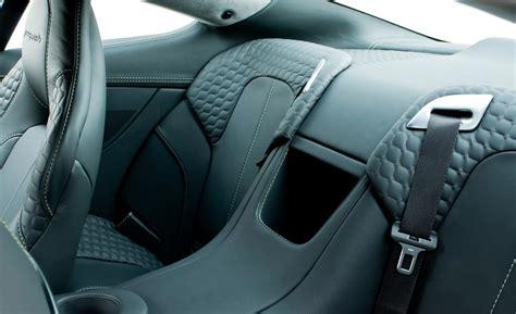 aston martin vanquish interior car and driver