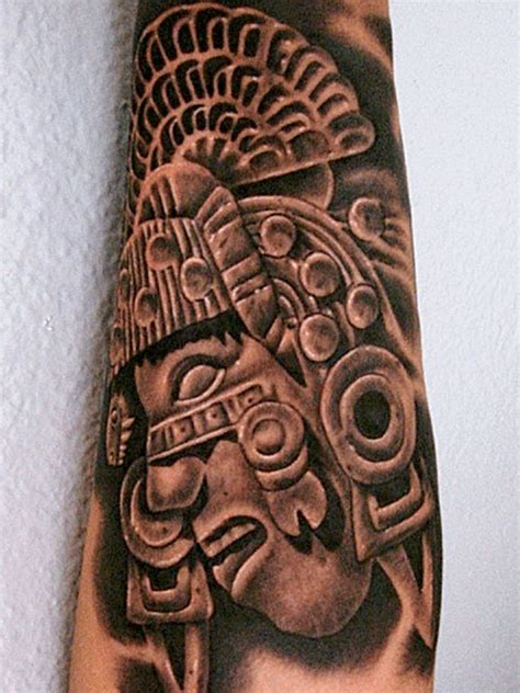 40 Aztec Tattoo Designs For Men And Women Aztec Tribal Tattoos Meanings 2