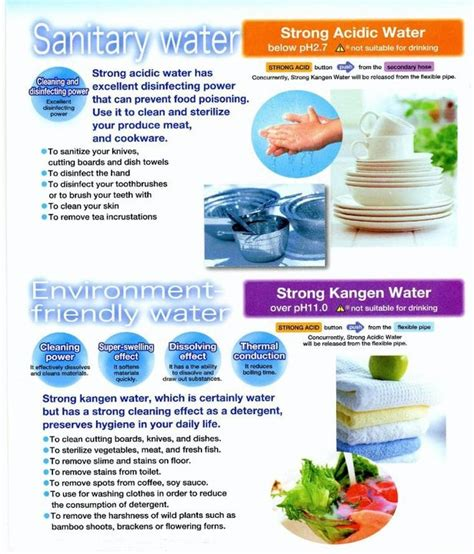 Strong Acidic Water 188 best kangen alkaline water images on kangen water health tips and healthy living