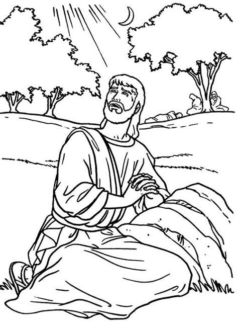 45 Desenhos Bíblicos para Colorir/Pintar em Casa!