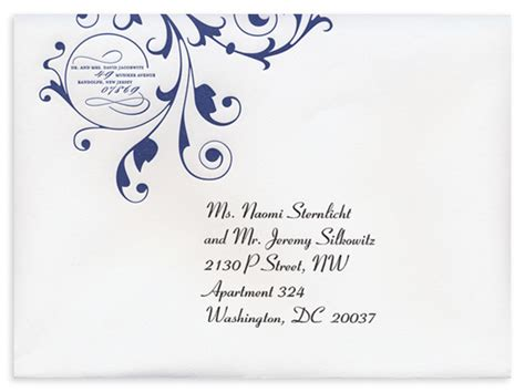 can you print addresses on wedding invitations stress addressing wedding envelopes the envelope