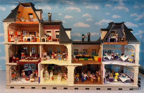 collector house regent j s playmobil