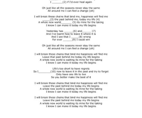 download mp3 bruno mars today my life begins song worksheet today my life begins by bruno mars