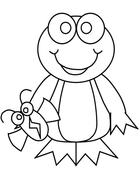 Frog Coloring Pages 7 Frog Coloring Pages 8 Froggy Coloring Pages