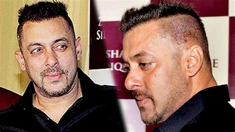 salman khan sultan hairstyles images salman khan new hair style look video youtube