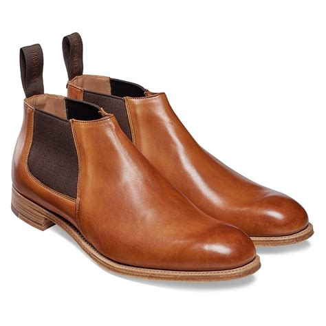 low cut mens boots cheaney shoes lennon low cut chelsea boot mens boots o