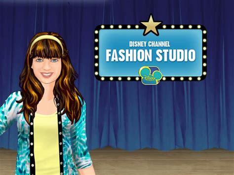 fashion studio disney channel