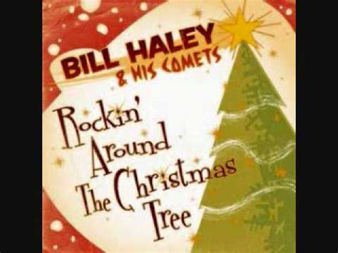 rocking around the christmas tree movies rockin around the tree bill and his comets wmv