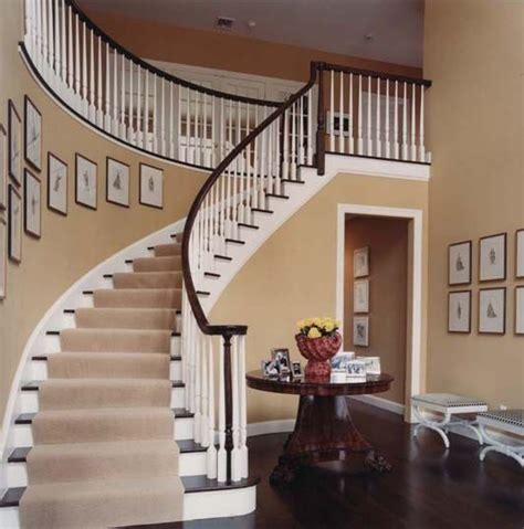 home stairs decoration 284 best home foyer stairs halls images on pinterest