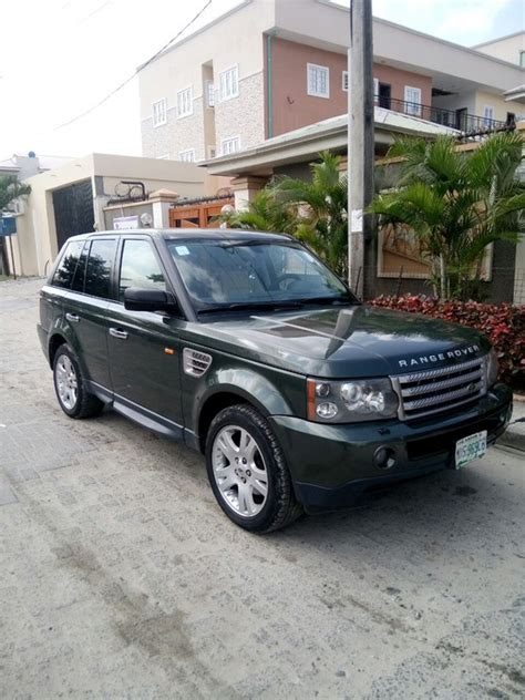 army green range rover sold sold army green range rover sport hse